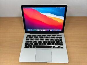 """Apple MacBook Pro A1502 2014 13"""" Intel core i5, 16GB Ram, 128 GB SSD, Big Sur"""