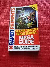 NGamer Presents Super Smash Bros Brawl Mega Guide, 192 Pages. Smash Brothers.