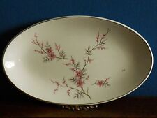 "Vintage / art Deco period Oval ""Song of Spring"" dish Sol by J & G Meakin"