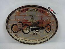 1911 Marmon Wasp First Indianapolis 500 Winner Ray Harroun Belt Buckle Limited
