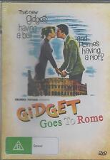 GIDGET GOES TO ROME NEW ALL REGION DVD