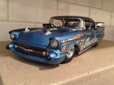 Danbury Mint  -  1957 Chevy Pro Street Super Comp