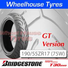 Bridgestone Battlax T30 EVO GT Rear 190/55ZR17 (75W) T/L