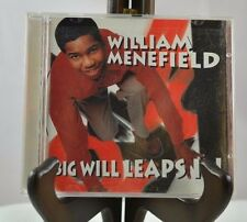 Big Willie Leaps In by William Menefield (CD, 1999, J Curve Records) FREE SHIP