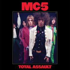 MC5 : Total Assault: 50th Anniversary Collection VINYL (2018) ***NEW***