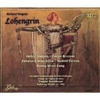 RICHARD WAGNER - LOHENGRIN 3 CD (2005) NEW