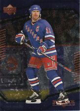 New listing Mark Messier - 2000-01 Black Diamond - # 38 - Rangers
