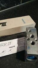 VALVOLA pneum Festo VL-5-1/4-B-EX (536041) stock in eccesso