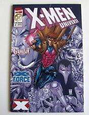X-MEN UNIVERSE - N°  2 - COMICS  - MARVEL FRANCE