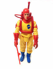 """Vintage 80's Palitoy GI JOE ACTION FORCE Q-Force Soldier 3.75"""" toy figure"""