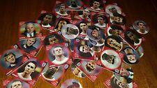 Lote de Trabajo de Texaco Inglaterra Copa Mundial 2006 discos FC