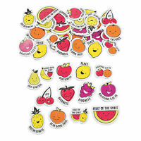 Fruit Of The Spirit Self-Adhesive Shapes - Craft Supplies - 300 Pieces