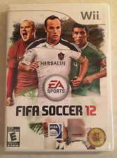 FIFA Soccer 12 Wii