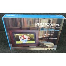 Simply Smart Home FSM08ES PhotoShare Smart Digital Photo Frame, WiFi, 8 GB