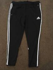 Da Uomo Adidas Tuta Bottoms Pantaloni sportivi Sudore Pantaloni Taglia XL