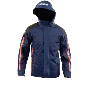 Death Stranding Sam Porter Bridges Hoodie Costume Cotton Blue Jacket For Men