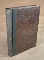 WALTER SCOTT illustré - L'ABBE - EDITIONS FIRMIN DIDOT  1886
