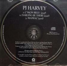 PJ Harvey: C'Mon Billy PROMO MUSIC AUDIO CD Darling Be There, Maniac PRCD 7001-2