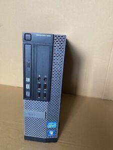 Dell OptiPlex 990 SFF Desktop Core i7 3.4ghz  2TB HDD/4GB RAM/Win7 Pro/DVDRW