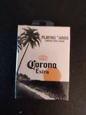 Corona Extra Beer Playing Cards Brand New In Box Unopened