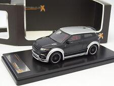 Premium X Résine 1/43 - Range Rover Evoque Hamann 2012 Noire