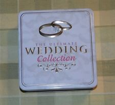 Ultimate Wedding Collection 3 CD Set in Tin - 2007 Madacy - Starlite Singers
