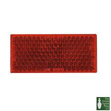 Durite-Réflecteur Rouge 100 x 45 mm Bg10 - 0-505-55