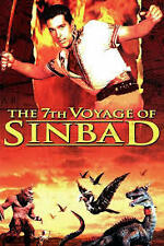 The 7th Voyage Of Sinbad (DVD, 2000) Kirwin Mathews Kathryn Grant Region 4 VGC