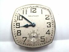mm in size. 7 Jewels Antique Waltham Pocket Watch Movement 27