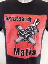 Black Label Society Mafia 05 Album Promo Medium T Shirt Zakk Wylde In This River