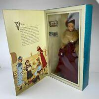 1994 Victorian Elegance Barbie Doll Vintage 90's New in Box Hallmark Mattel