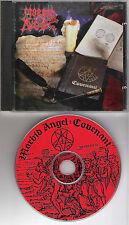 "MORBID ANGEL original CD ""Covenant"" 1993 on Earache"