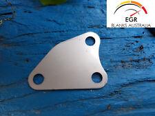 EGR Blanking Plate for Nissan Patrol GU ZD30 Common Rail Diesel CRD Blank Plate
