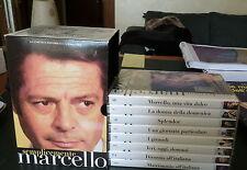 MARCELLO MASTROIANNI * SEMPLICEMENTE MARCELLO * OPERA COMPLETA in 8 DVD Nuovi