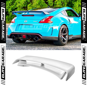 Fits Nissan 370Z Rear Trunk Boot Spoiler Wing (NISMO STYLE) (09-16)