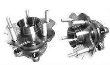 2 REAR WHEEL HUB BEARING ASSEMBLY FOR NISSAN 350Z 2WD/AWD 2003-2009 FAST SHIP