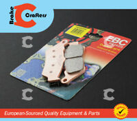 2007 - 2009 BMW G 650 X G650X - FRONT EBC HH RATED SINTERED BRAKE PADS