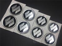 3D S Logo Emblem Decal For Suzuki Fuel Tank Badge Soft Rubber Motorcycle Sticker