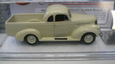 Resin Chevrolet Contemporary Diecast Cars, Trucks & Vans