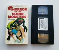Worlds Worst Videos VHS Horror Of The Blood Monsters 1988 Cult John Carradine