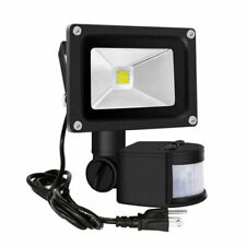 Warmoon LYD-FL-GY01 10W Motion Sensor Flood Light