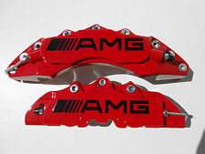 4X Caliper Brake Cover Mercedes AMG