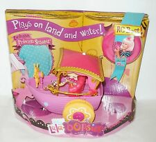 LALALOOPSY LALA-OOPSIES LAND OR WATER RC BOAT CAR 49 MHZ FOR MINI DOLLS (NEW)