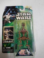 Star Wars - Star Tour WEG-1618 figurine Hasbro 2002
