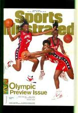 1996 Sports Illustrated: Sheryl Swoops Olympic Preview Issue