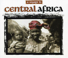 VARIOUS ARTISTS - A VOYAGE TO CENTRAL AFRICA USED - VERY GOOD CD