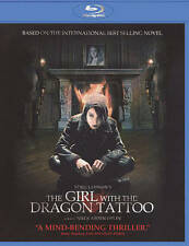 The Girl With the Dragon Tattoo BLU-RAY Niels Arden Oplev(DIR) 2009