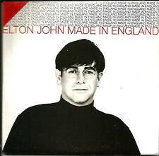 ELTON JOHN Made in England w/ DANIEL LIVE 2TRX Australia SLEEVE CD single SEALED