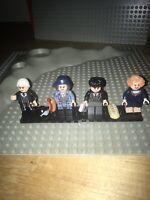 Lego Harry Potter minifigures 71022 Fantastic Beasts Joblot (Graves, Barebone)