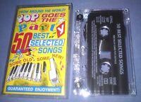 V/A POP GOES THE PARTY cassette tape album